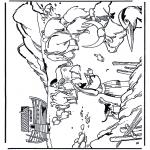 Pinturas bibel - A arca de Noé