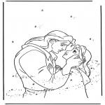 Personagens de banda desenhada - A Bela e a Fera 2