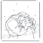 Personagens de banda desenhada - A Bela e a Fera 5