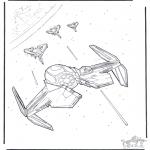 Todos os tipos de - A Guerra das Estrelas 11
