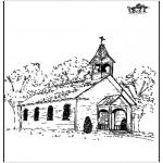 Pinturas bibel - A igreja 2