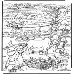 Pinturas bibel - A Terra Nova 2
