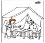 Acampando 3