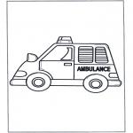 Todos os tipos de - Ambulância