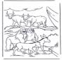 Animais na arca