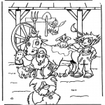 Animais - Animais na quinta