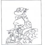 Personagens de banda desenhada - Artur e os Minimeus 1