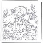 Personagens de banda desenhada - Artur e os Minimeus 2