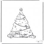 Natal - Árvore de Natal decorada