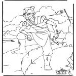 Personagens de banda desenhada - Avatar 6