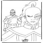 Personagens de banda desenhada - Avatar 7
