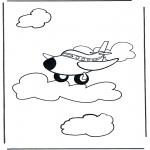 Todos os tipos de - Avião 1