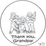 Ofícios - Avô obrigado