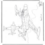 Todos os tipos de - Avro CF-100