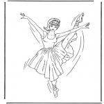 Todos os tipos de - Bailarina de ballet 1