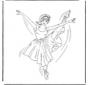 Bailarina de ballet 1