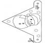 Bandeira - boneco de neve 2