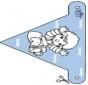 Bandeira de Bebé 1