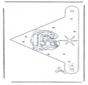 Bandeira de decoração Presépio