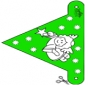 Bandeira de Natal 8