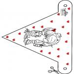 Tema - Bandeira de São Valentim 2