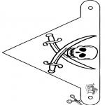 Ofícios - Bandeira Pirata