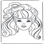 Personagens de banda desenhada - Barbie 14