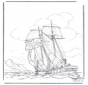 Barco à vela 1