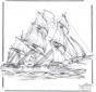 Barco à vela 3