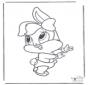 Bebé Bugs Bunny