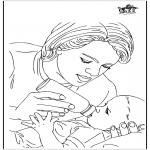 Tema - Bebê e mãe 1