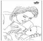 Bebê e mãe 1