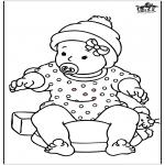 Tema - Bebê - Menina 2