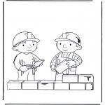 Crianças - Bob the Builder 2