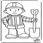 Crianças - Bob the Builder 5