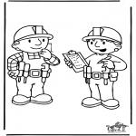 Crianças - Bob the Builder 6