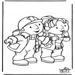 Crianças - Bob the Builder 8