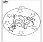 Bola de Natal - Anjo 2