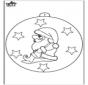 Bola de Natal - Papai Noel 2