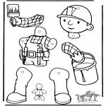 Ofícios - Boneco Bob o Construtor 1