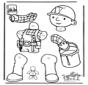 Boneco Bob o Construtor 1