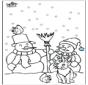 Boneco de Neve 3