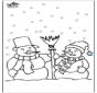 Boneco de Neve 4
