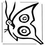 Animais - Borboleta 2