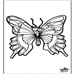 Animais - Borboleta 4