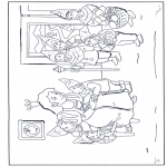 Personagens de banda desenhada - Branca de Neve 14