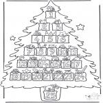 Natal - Calendários de advento