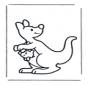 Canguru bebé