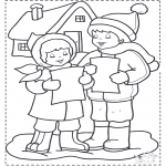 Natal - Canta música de Natal