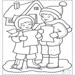 Inverno - Canta na neve